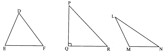 Maharashtra Board Class 6 Maths Solutions Chapter 15 Triangles and their Properties Practice Set 36 6