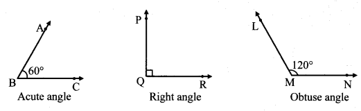 Maharashtra Board Class 6 Maths Solutions Chapter 2 Angles Practice Set 2 2