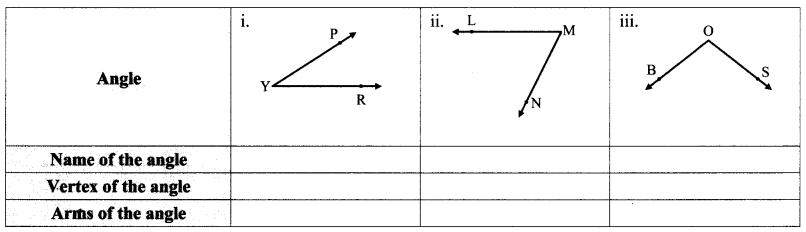 Maharashtra Board Class 6 Maths Solutions Chapter 2 Angles Practice Set 2 5