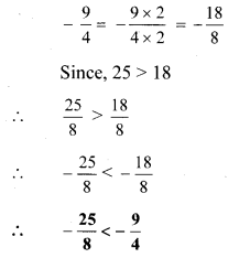Maharashtra Board Class 8 Maths Solutions Chapter 1 Rational and Irrational Numbers Practice Set 1.2 3