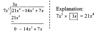 Maharashtra Board Class 8 Maths Solutions Chapter 10 Division of Polynomials Practice Set 10.1 8