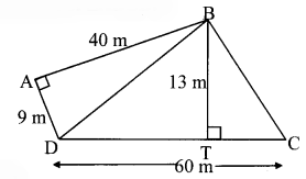Maharashtra Board Class 8 Maths Solutions Chapter 15 Area Practice Set 15.4 4