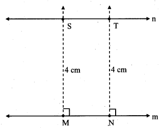 Maharashtra Board Class 8 Maths Solutions Chapter 2 Parallel Lines and Transversals Practice Set 2.3 3