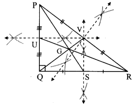 Maharashtra Board Class 8 Maths Solutions Chapter 4 Altitudes and Medians of a Triangle Practice Set 4.1 13