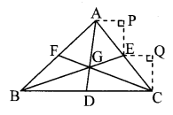 Maharashtra Board Class 8 Maths Solutions Chapter 4 Altitudes and Medians of a Triangle Practice Set 4.1 18
