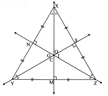 Maharashtra Board Class 8 Maths Solutions Chapter 4 Altitudes and Medians of a Triangle Practice Set 4.1 19