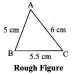Maharashtra Board Class 8 Maths Solutions Chapter 8 Quadrilateral Constructions and Types Practice Set 8.1 5