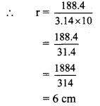 Maharashtra Board Class 9 Maths Solutions Chapter 9 Surface Area and Volume Practice Set 9.2 4