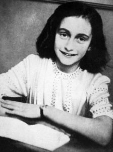 Anne Frank - from the diary of anne frank summary class 10