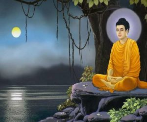 Buddha - The Sermon at Benares Summary class 10