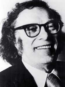 Isaac Asimov - summary of the fun they had class 9