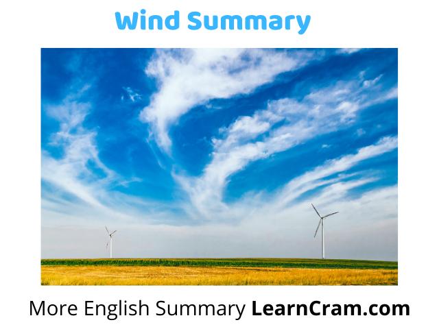 Wind Summary