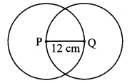 Maharashtra Board Class 10 Maths Solutions Chapter 3 Circle Problem Set 3 1