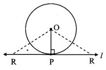 Maharashtra Board Class 10 Maths Solutions Chapter 3 Circle Problem Set 3 10
