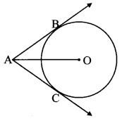 Maharashtra Board Class 10 Maths Solutions Chapter 3 Circle Problem Set 3 12
