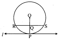 Maharashtra Board Class 10 Maths Solutions Chapter 3 Circle Problem Set 3 21