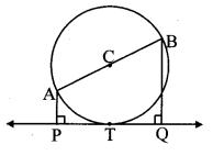 Maharashtra Board Class 10 Maths Solutions Chapter 3 Circle Problem Set 3 23