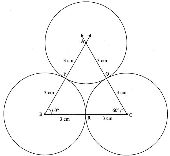 Maharashtra Board Class 10 Maths Solutions Chapter 3 Circle Problem Set 3 26