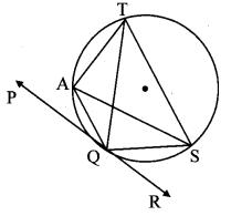 Maharashtra Board Class 10 Maths Solutions Chapter 3 Circle Problem Set 3 29