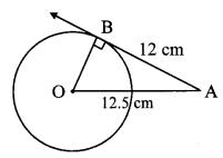 Maharashtra Board Class 10 Maths Solutions Chapter 3 Circle Problem Set 3 3