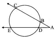 Maharashtra Board Class 10 Maths Solutions Chapter 3 Circle Problem Set 3 32
