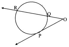 Maharashtra Board Class 10 Maths Solutions Chapter 3 Circle Problem Set 3 34