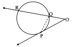 Maharashtra Board Class 10 Maths Solutions Chapter 3 Circle Problem Set 3 35