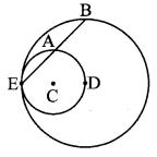Maharashtra Board Class 10 Maths Solutions Chapter 3 Circle Problem Set 3 36