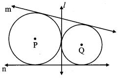 Maharashtra Board Class 10 Maths Solutions Chapter 3 Circle Problem Set 3 4