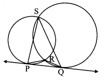 Maharashtra Board Class 10 Maths Solutions Chapter 3 Circle Problem Set 3 41