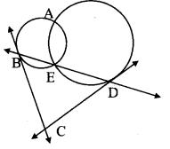 Maharashtra Board Class 10 Maths Solutions Chapter 3 Circle Problem Set 3 45