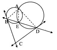 Maharashtra Board Class 10 Maths Solutions Chapter 3 Circle Problem Set 3 46