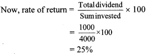 Maharashtra Board Class 10 Maths Solutions Chapter 4 Financial Planning Practice Set 4.3 3