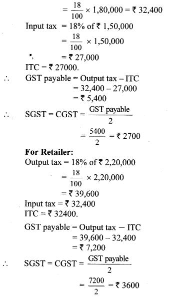 Maharashtra Board Class 10 Maths Solutions Chapter 4 Financial Planning Problem Set 4A 4