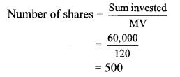 Maharashtra Board Class 10 Maths Solutions Chapter 4 Financial Planning Problem Set 4B 2