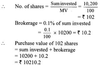 Maharashtra Board Class 10 Maths Solutions Chapter 4 Financial Planning Problem Set 4B 3