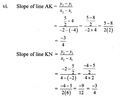 Maharashtra Board Class 10 Maths Solutions Chapter 5 Co-ordinate Geometry Practice Set 5.3 13