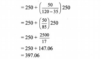 Maharashtra Board Class 10 Maths Solutions Chapter 6 Statistics Problem Set 6 22
