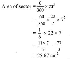 Maharashtra Board Class 10 Maths Solutions Chapter 7 Mensuration Practice Set 7.3 18