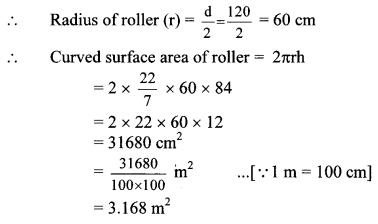Maharashtra Board Class 10 Maths Solutions Chapter 7 Mensuration Problem Set 7 11