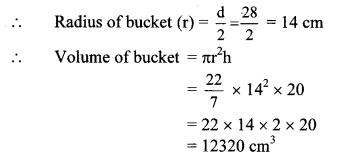Maharashtra Board Class 10 Maths Solutions Chapter 7 Mensuration Problem Set 7 14