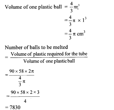 Maharashtra Board Class 10 Maths Solutions Chapter 7 Mensuration Problem Set 7 9