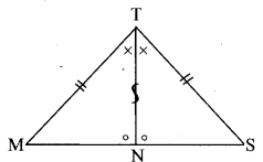 Maharashtra Board Class 8 Maths Solutions Chapter 13 Congruence of Triangles Practice Set 13.1 9