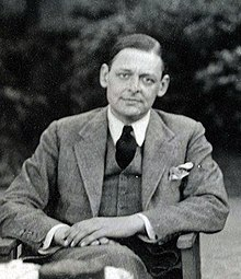 Thomas Stearns TS Eliot
