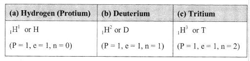 Hydrogen And It's Compounds formulas img 3