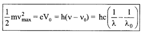 Photoelectric Effect & Photon formulas img 3