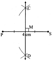 Maharashtra Board Class 7 Maths Solutions Chapter 1 Geometrical Constructions Practice Set 1 9