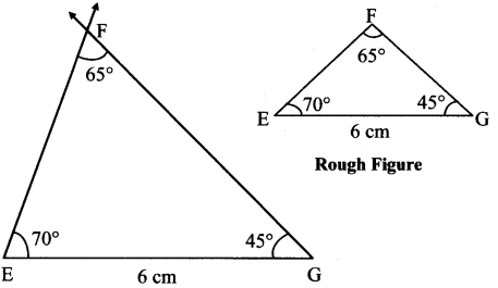 Maharashtra Board Class 7 Maths Solutions Chapter 1 Geometrical Constructions Practice Set 4 3