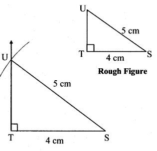 Maharashtra Board Class 7 Maths Solutions Chapter 1 Geometrical Constructions Practice Set 5 2
