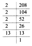Maharashtra Board Class 7 Maths Solutions Chapter 3 HCF and LCM Practice Set 11 6